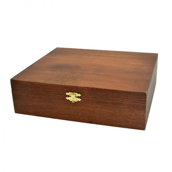 Custom Hinged Presentation Box
