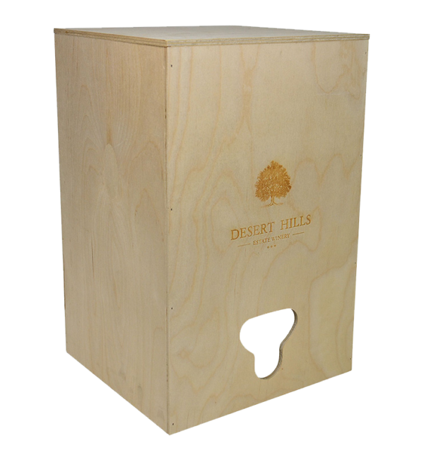 Desert Hills Wine Box Cover